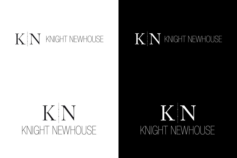 Knight Newhouse logo variantes
