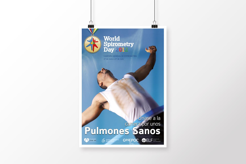lovexair world spirometry day poster